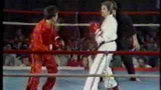 Keith Vitali vs. Tommy Seigler