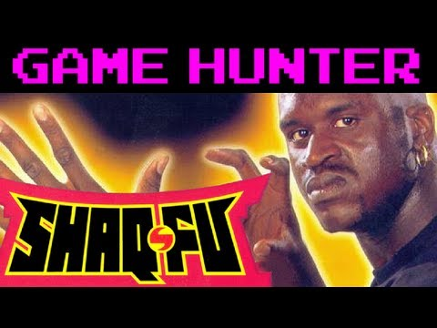 GAME HUNTER - Ep. 27 - The Search For Shaq Fu