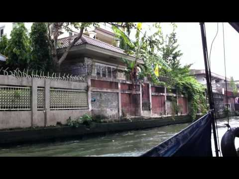 CHAO PRAHYA RIVER THAILAND, BANGKOK.