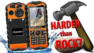 Rugged Smartphone that is HARDER than ROCK!