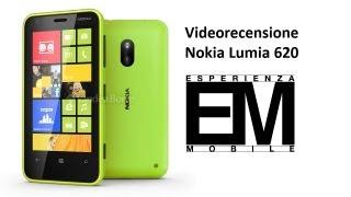 Nokia Lumia 620 recensione ITA da EsperienzaMobile