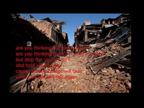 Sun will rise again by Luv vs Life(For earthquake victims of nepal 2015)