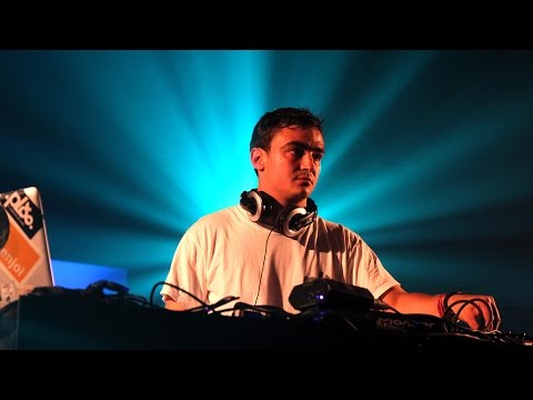 GhostChant - DJ set at Bestival 2014