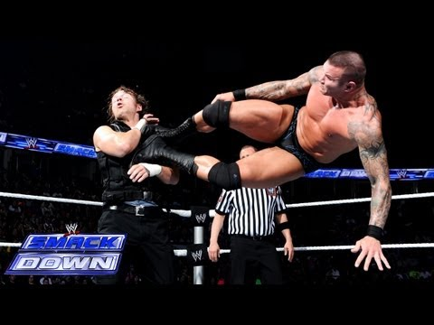Randy Orton vs. Dean Ambrose: SmackDown, May 31, 2013