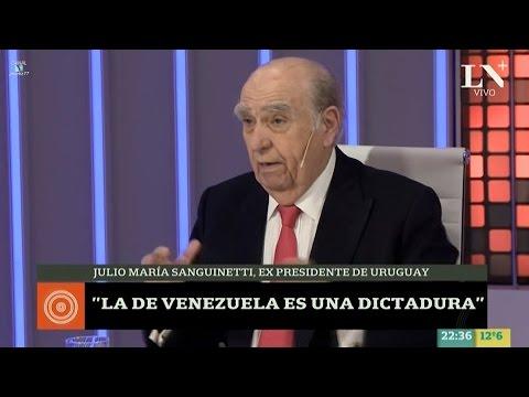 Julio María Sanguinetti en
