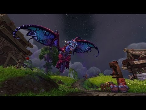 New Mount: Enchanted Fey Dragon