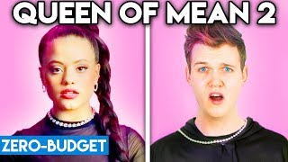 DESCENDANTS WITH ZERO BUDGET! (Queen Of Mean 2 PARODY)