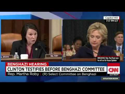 Hillary Clinton supporting Americans who died in Benghazi, here's the proof!