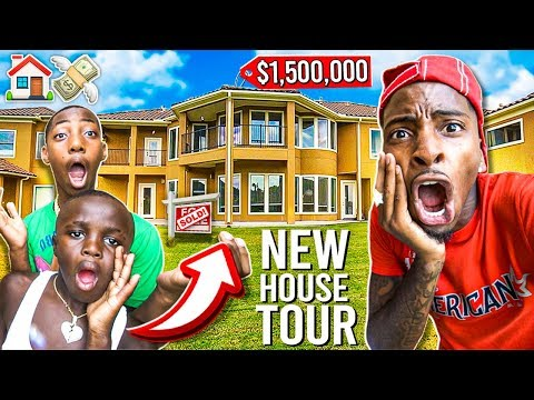 NEW MINI MANSION HOUSE TOUR!!