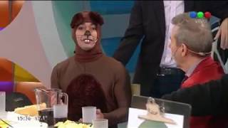 El humor de la ratita en la Peña de Peligro - Peligro Sin Codificar 2017