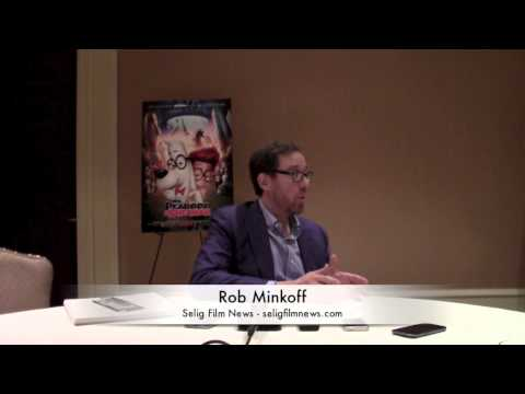 MR. PEABODY & SHERMAN: Rob Minkoff Interview
