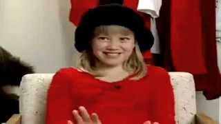 Hilary Duff - Making Of Casper Meets Wendy Movie 1998 - HD