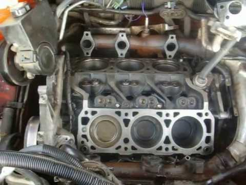 Motor Chevy Tbi 1 6 Cambio De Junta De Cabeza How To