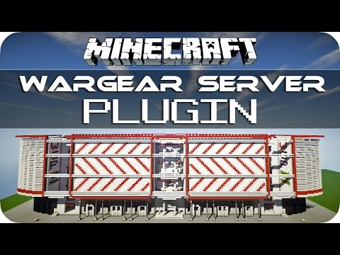 WarGear Server Plugin WGK (Postremus) - Minecraft [DE] [HD]