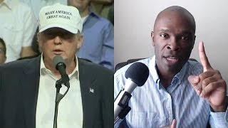 "Donald Trump Asks Black Voters ""What The Hell Do You Have To Lose?"" REACTION From A Black Guy"