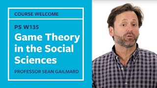 Game Theory in Social Sciences