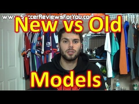 New Models VS Old Models- Which Soccer Cleats/Football Boots Are The Better Buy?