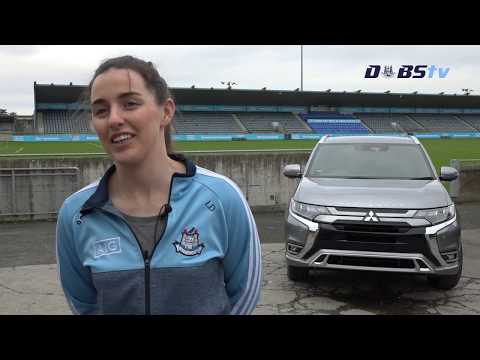 Dubs TV chats to Dublin Ladies star Lyndsey Davey