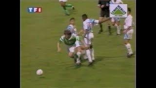 ASSE 2-1 (ap) Marseille - Quart de finale de la Coupe de France 1992-1993