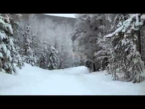 Snowmobiling Grand Lake '10