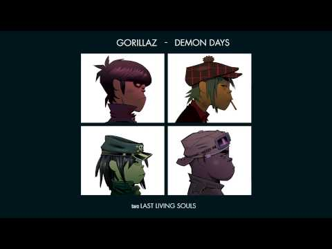 Gorillaz - Last Living Souls - Demon Days