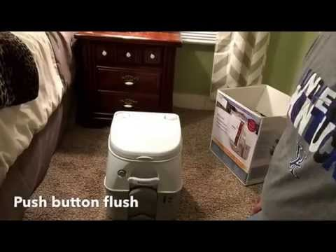 Dometic  Porta Potty Review