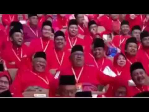 LAWAK GILER! Shamsul Debat Sindir Umno dan Najib PAU 2016