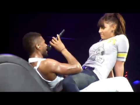 Usher - Lap Dance live Performance