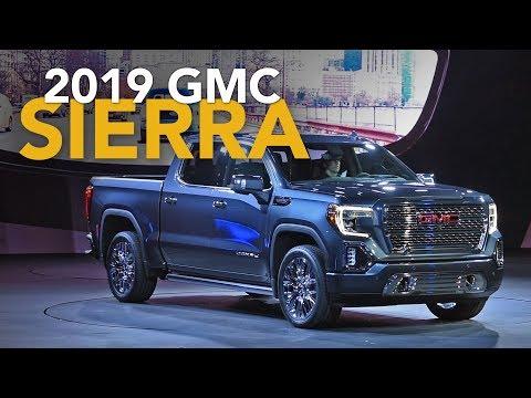 2019 GMC Sierra - First Look