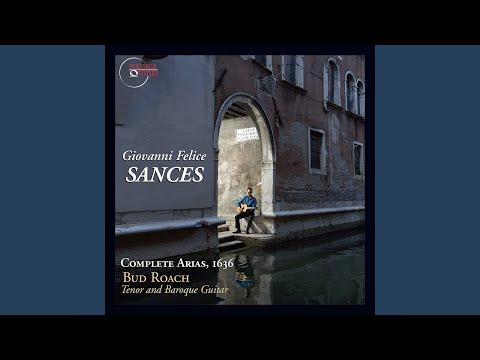 Giovanni Felice Sances - S