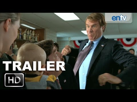 The Campaign Official Trailer 1 [HD]: Will Ferrell & Zach Galifianakis Political Comedy