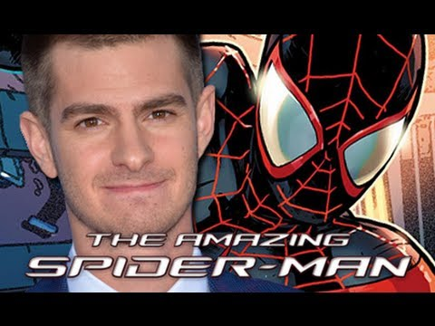 Andrew Garfield Wants Miles Morales As The Next Spider-Man