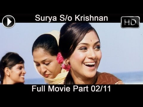 Surya Son Of Krishnan Telugu Full Movie Part 02 11 (surya, Sameera Reddy, Simran) video