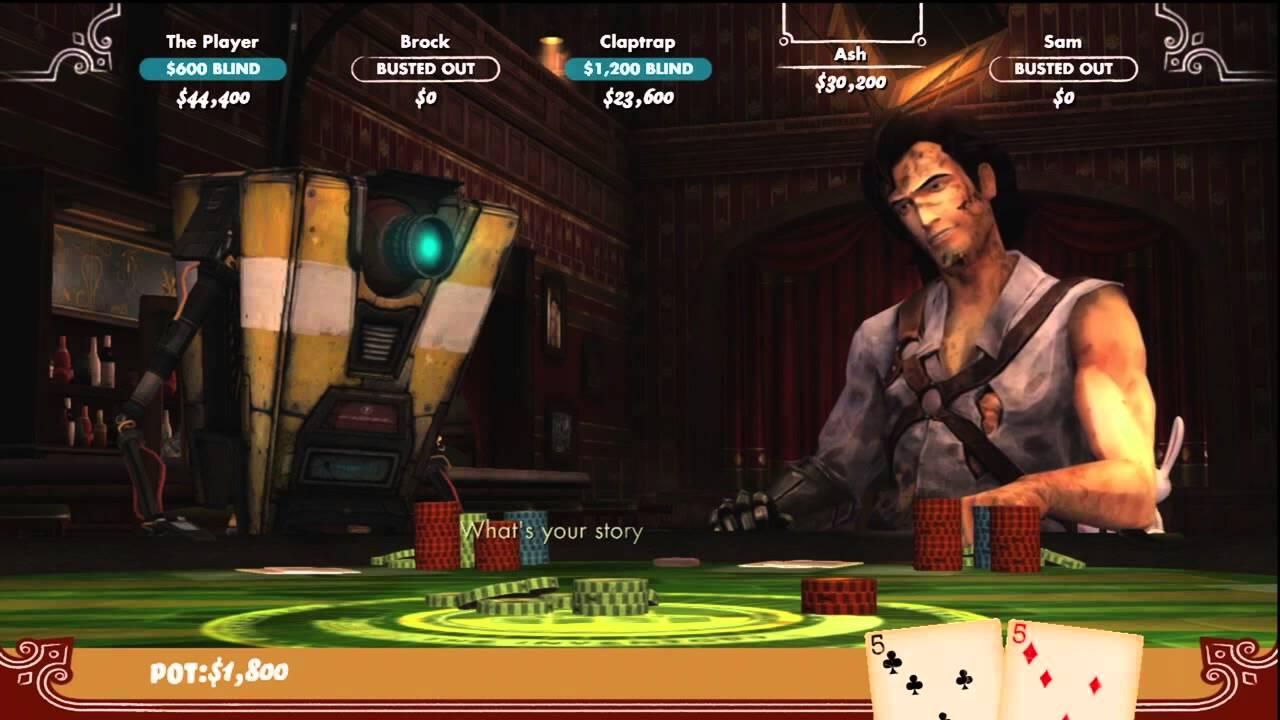Poker Night 2 Playthrough Part