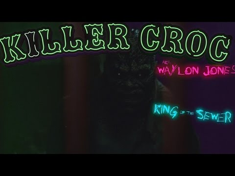 Killer Croc \ David Ayer Cameo   Suicide Squad   Extended Cut