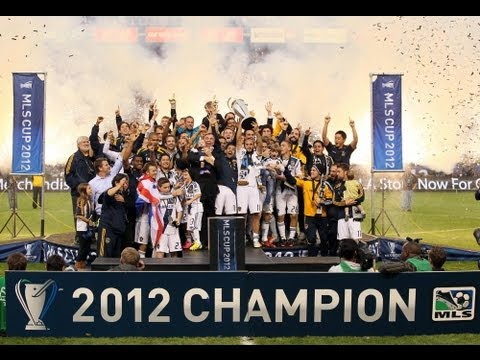 Beckham, Donovan, LA Galaxy Crowned MLS Cup 2012 Champions