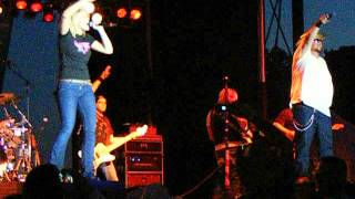 Lauren Alaina & Colt Ford - Dirt Road Anthem (Celebrate Virginia Live - June 15th, 2012)