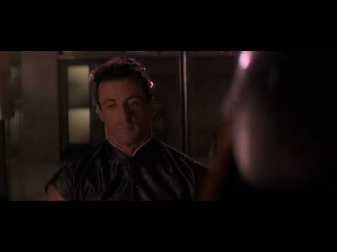 Demolition Man sex scene