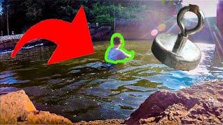 Magnet Fishing GONE WRONG