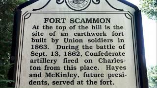 Fort Scammon in Charleston WV