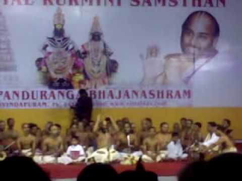 Vittaldas - Bhajans Thirupathi Venkataramana - Chennai 01.08.2009 video