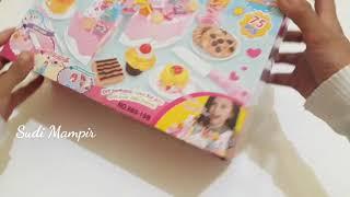 DIY Birthday Cake ● Cut Birthday cake toy | Mainan Potong Kue Ulang Tahun untuk anak anak