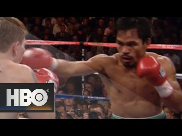 Manny Pacquiao vs. Antonio Margarito - Look Ahead (HBO)