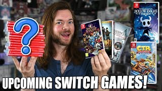 18 Upcoming Switch Games YOU Should Know About!