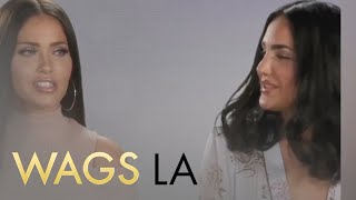 WAGS LA | Best Moments from Nat and Liv - Part 2 | E!