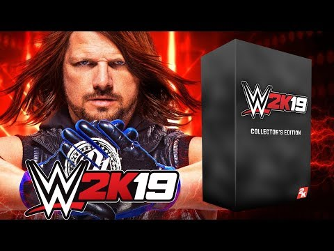WWE 2K19 News Collectors Edition vs Deluxe, How To Play The Game Early & More!