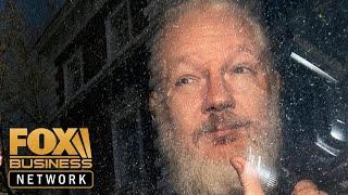 Julian Assange has information that could 'destroy Russian hoax': Jerome Corsi