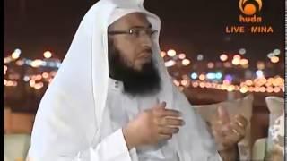 Hajj Day To Day  Mina Oct 1st  2014