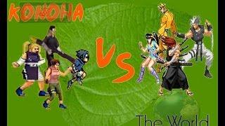 Download Konoha Vs The World (Round 13)/木の葉対ザーワールド (第13次) 3Gp Mp4