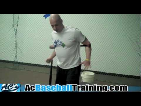 Baseball Hitting Drills To Help Kids - Baseball Bat Twist Drill